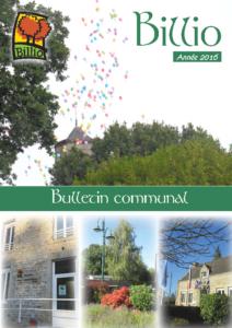 Bulletin communal 2016