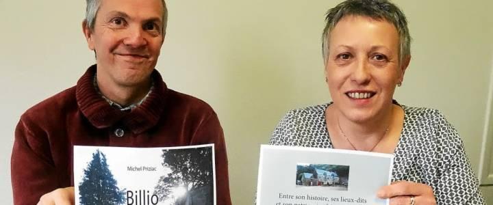L'histoire de Billio vu par Roland Allain et Isabelle Bréhelin