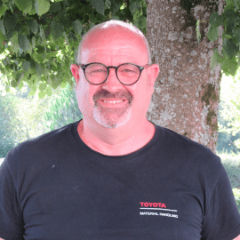 Jean-Loïc Joubioux, deuxième adjoint