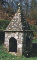 Fontaine Notre Dame de Saint Corentin Billio